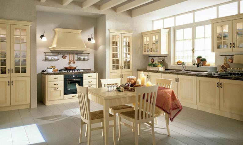 Cucine Lube Classiche Cucinarredi